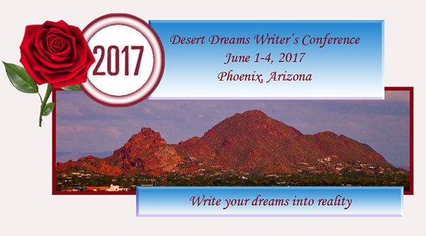 Desert Dreams Writer's Conference - 2017