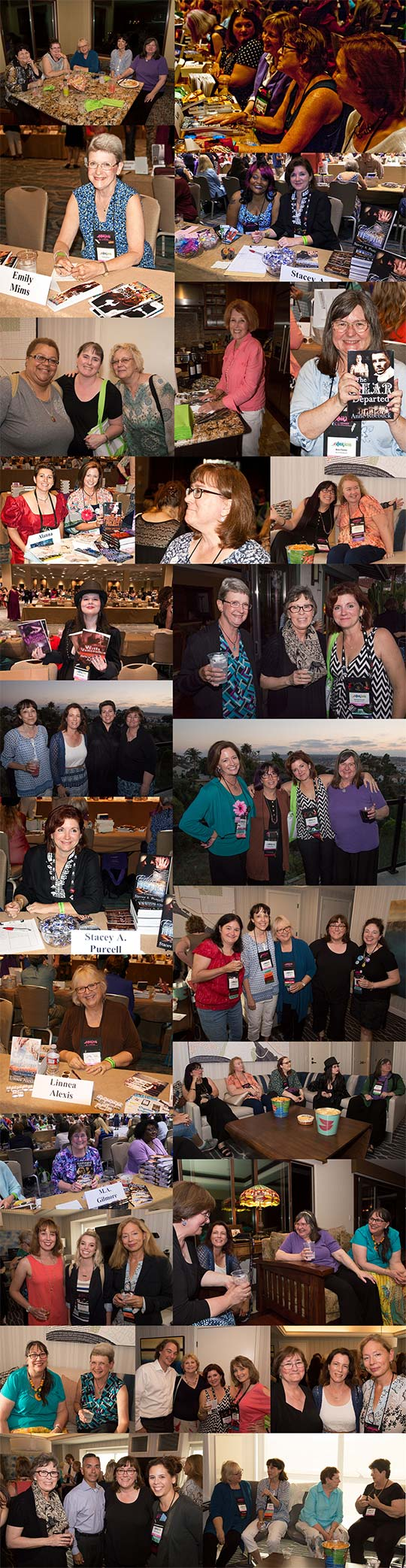 Photos from San Diego - RWA 2016