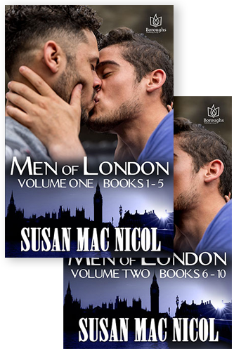 Men of London Box Sets