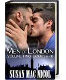 Men of London Volume 2: Books 6-10